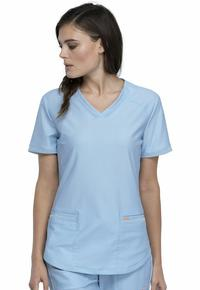 Top by Cherokee Uniforms, Style: CK840-SUEB
